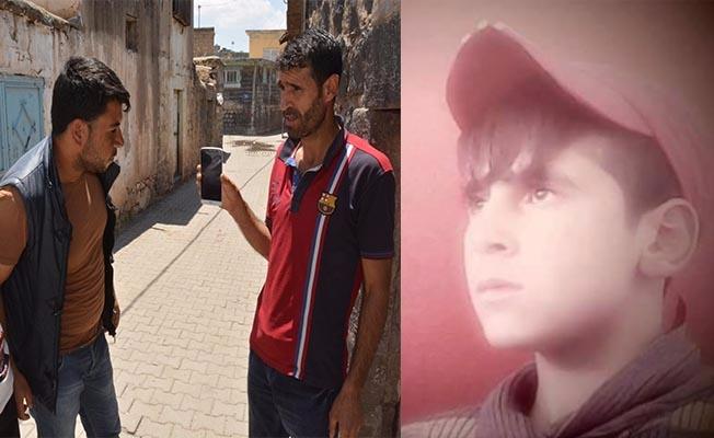 Siverek'te 4 Gündür Kayıp Çocuk Aranıyor