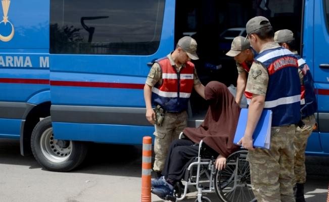 Suriye sınırında yakalanan DEAŞ'lı teröristler