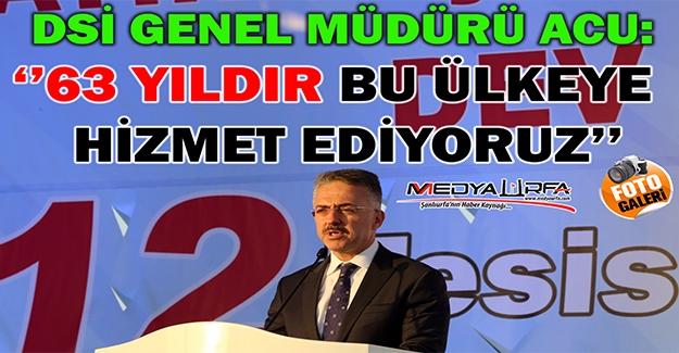 ''Türkiye'ye 14 Yılda 6 bin 447 Tesis Kazandırdık''