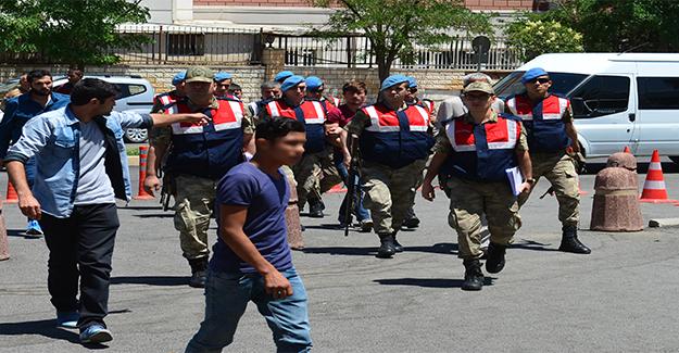 Viranşehir'de Yakalanan Terörist Tutuklandı