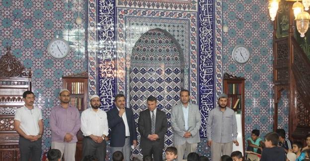 Viranşehir'de yaz Kur'an kursları törenle açıldı