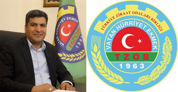 Ziraat Odası Başkanı Özyavuz'dan Önemli Açıklama