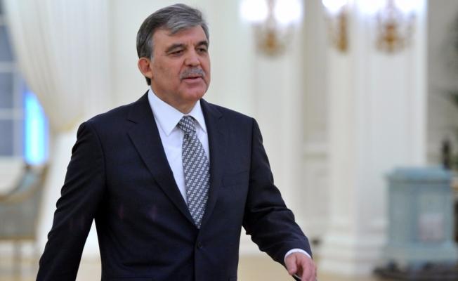 Abdullah Gül'den FETÖ Açıklaması