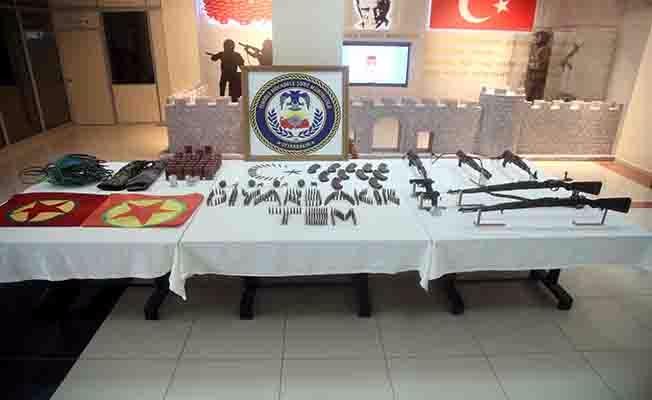 Diyarbakır'da 3 PKK'lı Terörist Yakalandı