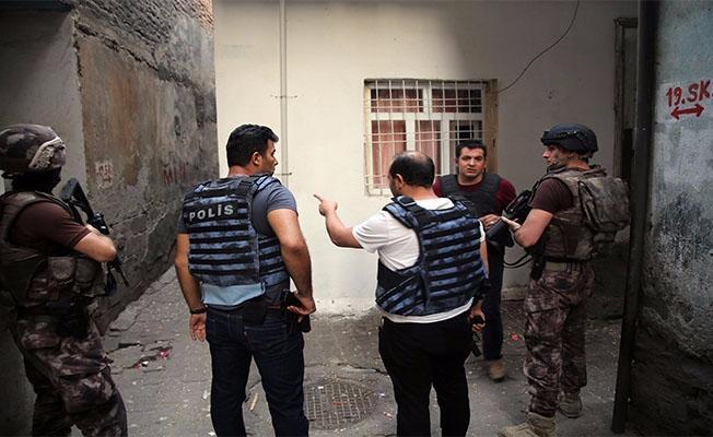 Diyarbakır'da Hava Destekli Operasyon