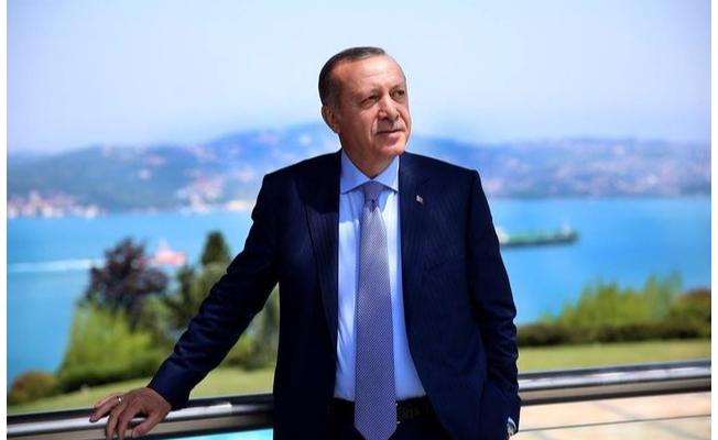 Erdoğan'ın O Fotoğraflarına Beğeni Yağmuru