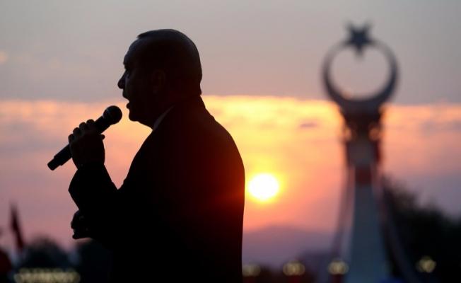 Erdoğan: Zafer Anıtımızı Dikmeye Kararlıyız