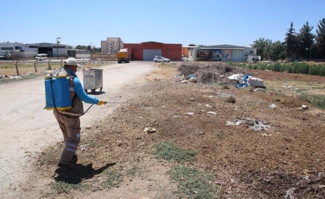 Haliliye Belediyesi Kırsal'da İş Başında