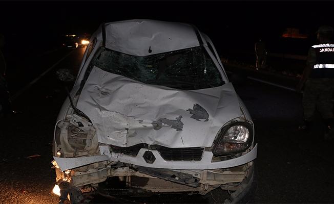 Harran'da Trafik Kazası: 1 Ölü 2 Yaralı