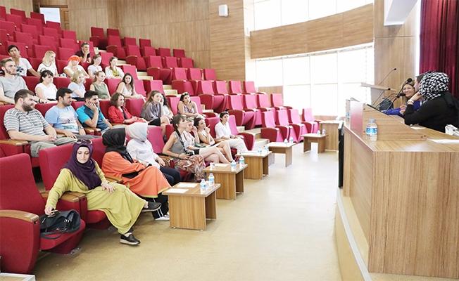 Kadın Girişimciler İş Hayatını Avrupalı Gençlere Anlattı