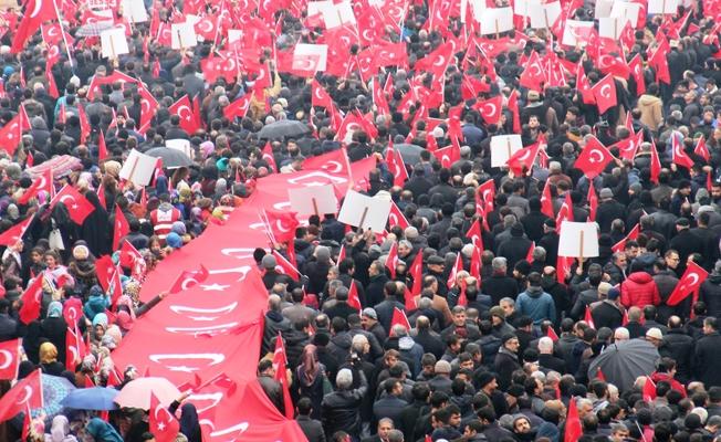 Milli Birlik Yürüyüşü, Ulus'tan Başlayacak