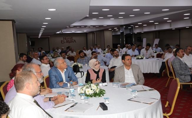 Şanlıurfa'da Mültecilerin Hak ve Hizmetlere Erişimi Çalıştayı