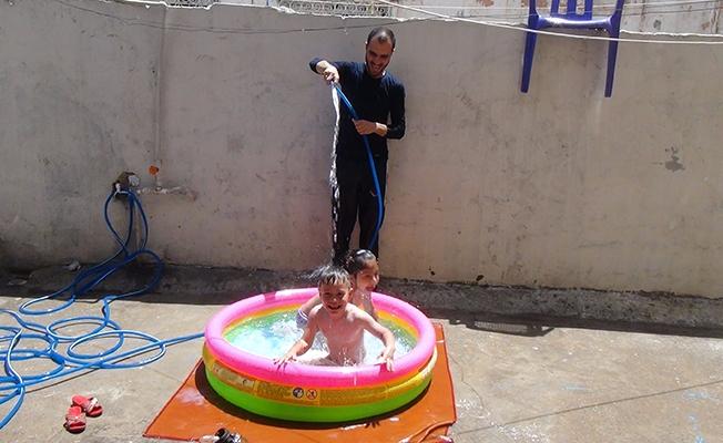 Şanlıurfa'da Sıcak Hava