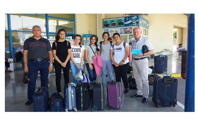 Siverek'te Başarılı Öğrencilere Tatil Ödülü