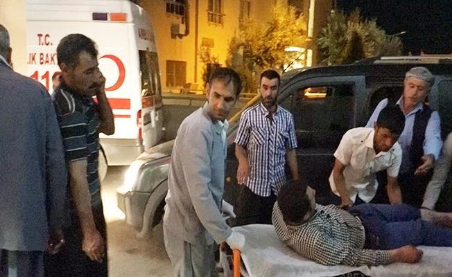 Siverek'te İş Yerine Silahlı Saldırı: 2 Yaralı