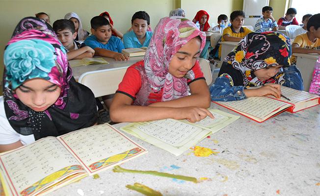 Siverek'te Yaz Kursları İlgi Görüyor