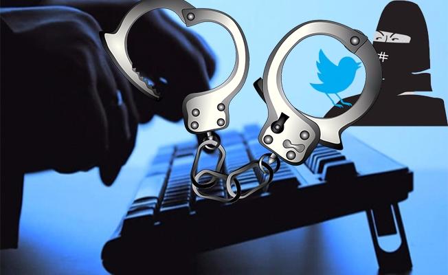 Provokatif paylaşımlara 64 gözaltı