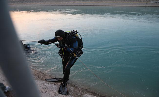 Sulama Kanalına Giren Suriyeli Kayboldu