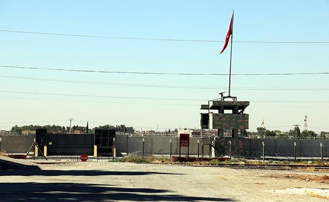 Şanlıurfa'nın Suriye Sınırında Güvenlik Önlemleri