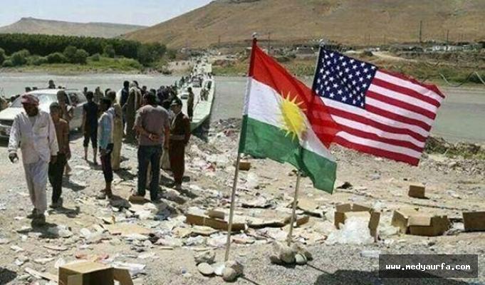 Suriye'de 10 Noktada PKK/PYD'ye ABD Desteği