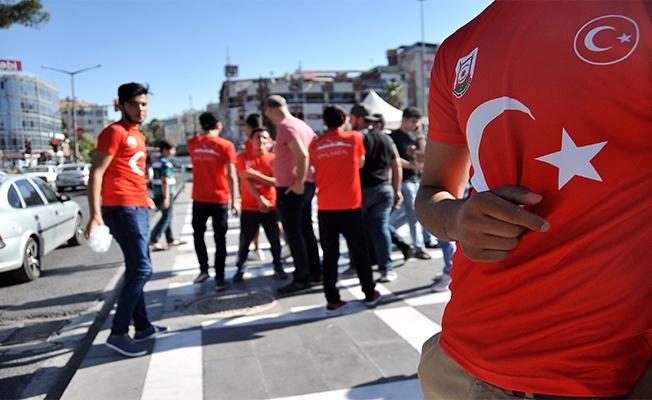 Suriyeli Gençlerden Provokasyonlara Sağduyu Çağrısı