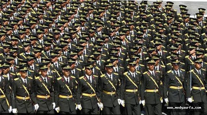 TSK'den 8 Bin Personel İhraç Edildi