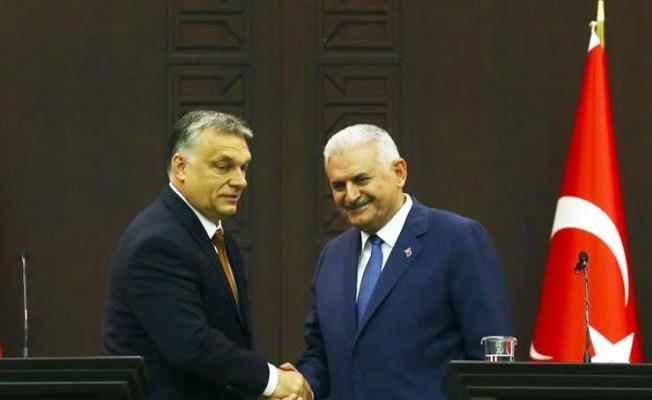 """""""Türkiye, samimiyetle Avrupa Birliği'ne üye olmak istiyor"""""""