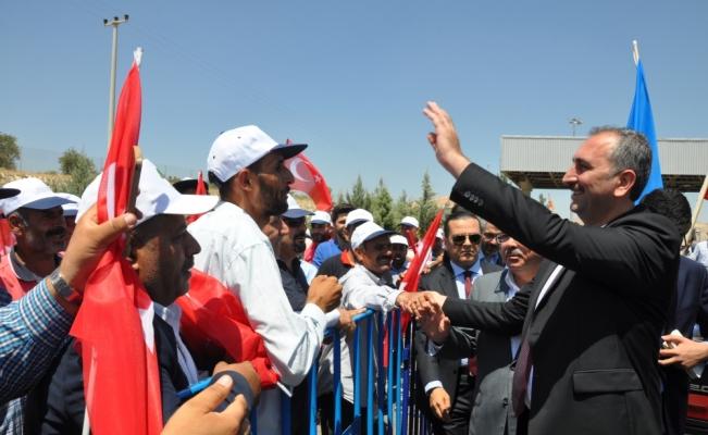 Adalet Bakanı Gül Gaziantep'te: