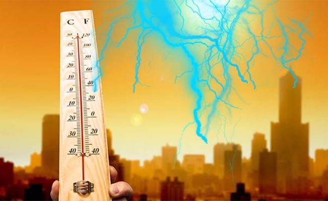 Şanlıurfa'da sıcak hava etkili oldu