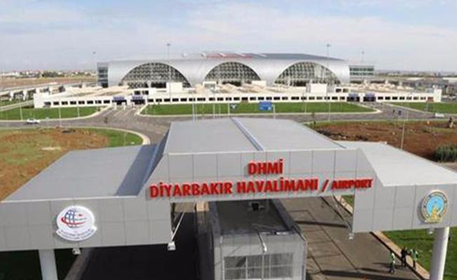 Diyarbakır havalimanı uçuşlara açıldı