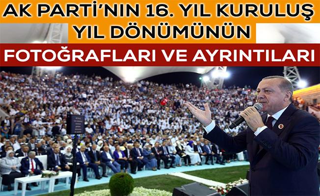 Erdoğan: Siyaset meydanı er meydanıdır