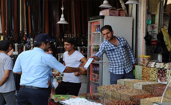 Eyyübiye'de kurban kesim yerleri belirlendi