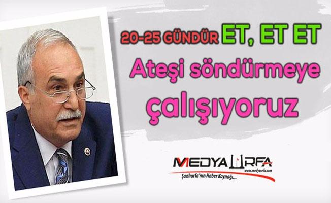 Fakıbaba'nın en önemli gündem maddesi: ET