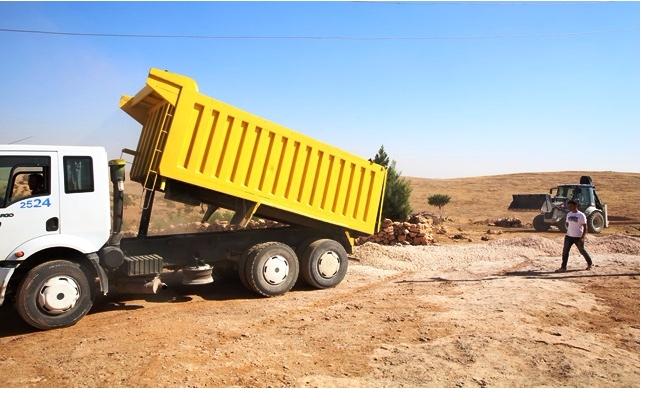 Viranşehir'de Çalışmalar İncelenedi