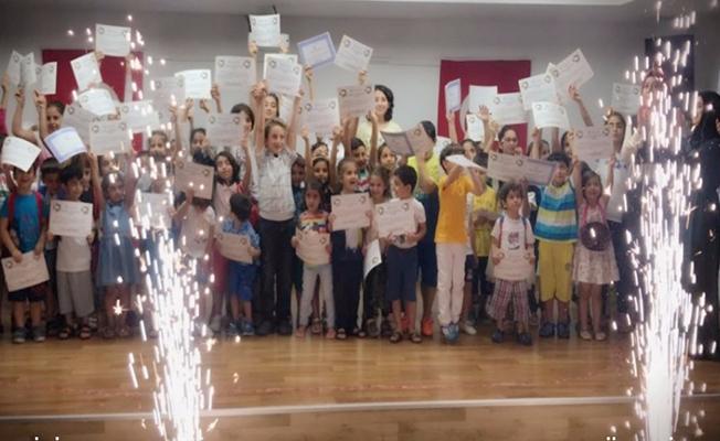 İlimkent'te Yaz Okulu Sona Erdi