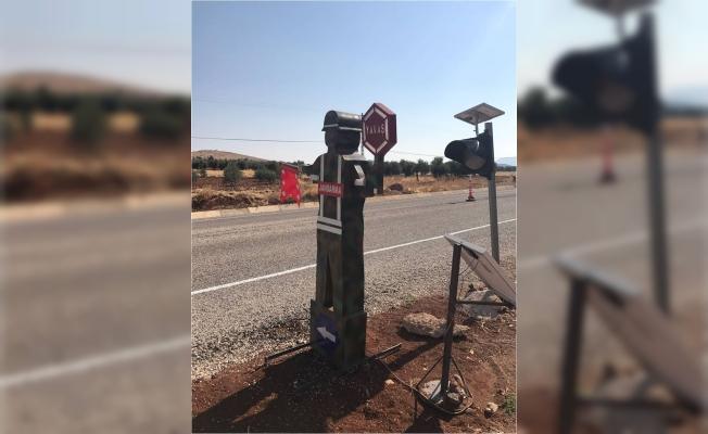 """Yol güvenliğini """"elektronik ikaz sistemi"""" sağlayacak"""