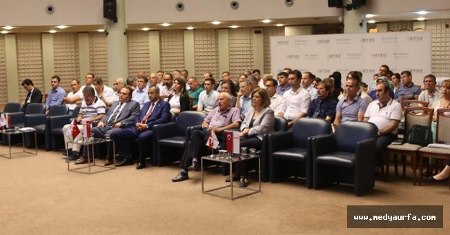 Tüketici Hakem Heyeti Eğitim Toplantısı Urfa'da Düzenlendi