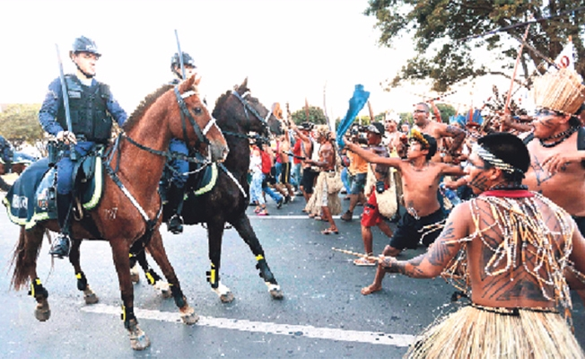 Yerliler Sömürülmeye Devam Ediyor