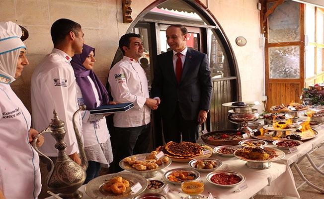 Yöresel ev yemeklerinin yaşatılması projesi tanıtıldı