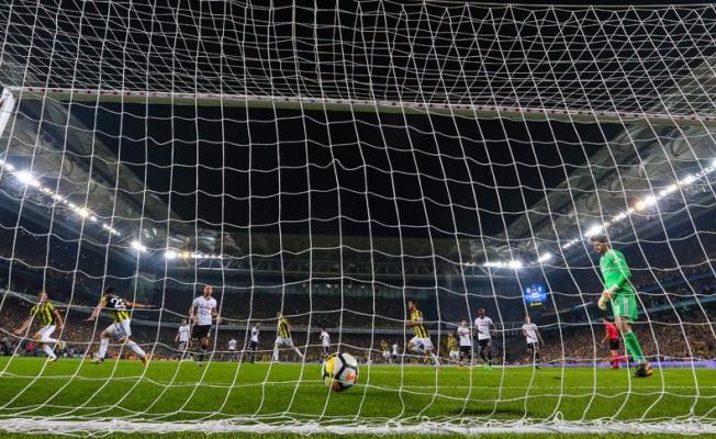 5 kırmızı kart, 3 gol, kazanan Fenerbahçe