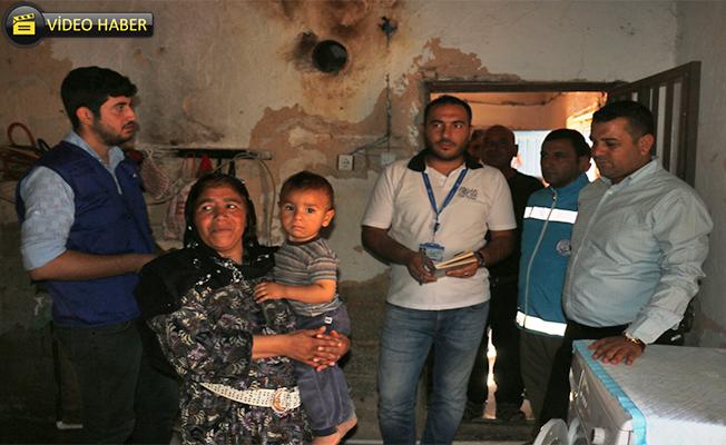 Akçakale'de 300 evin tadilatı yapılacak