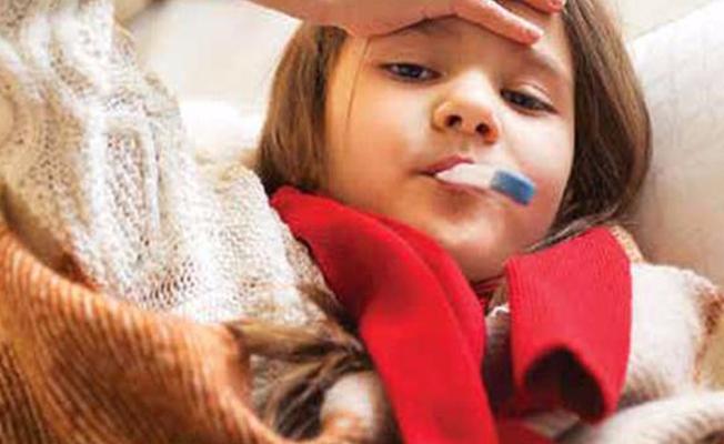 Çocuklarda El-Ayak-Ağız Salgınına Dikkat!