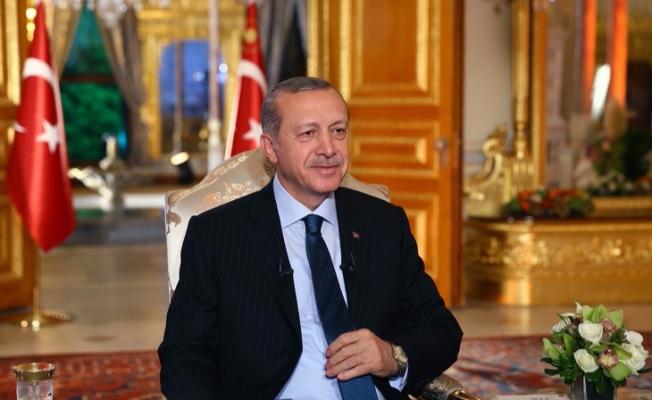 Cumhurbaşkanı Erdoğan, ATV-A Haber Yayınına Katıldı