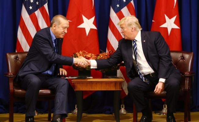 Trump: Erdoğan'a minnettarız