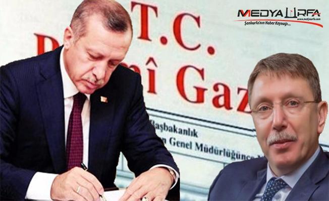 Erdoğan, Büyükhatipoğlu'nu Asaleten Atadı