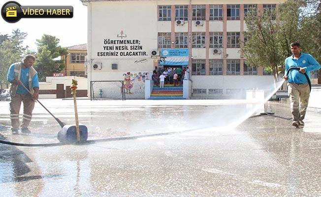 Haliliye'de Yeni Eğitim ve Öğretim Yılına Hazırlık