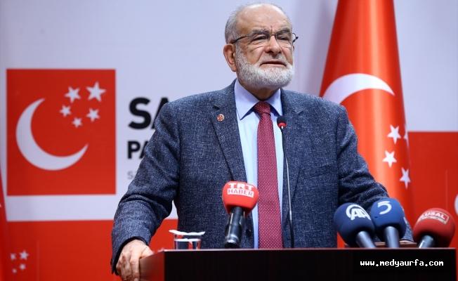 Saadet, 67 belediye başkan adayını açıkladı