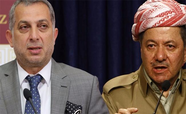 Metin Külünk: Barzani Tuzağa Düşüyor
