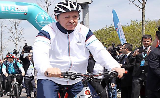 53. Cumhurbaşkanlığı Bisiklet Turu Başlıyor