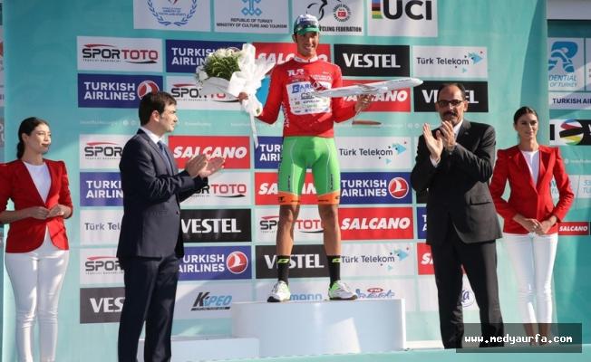 53. Cumhurbaşkanlığı Türkiye Bisiklet Turu'nda Ulissi Şampiyon Oldu